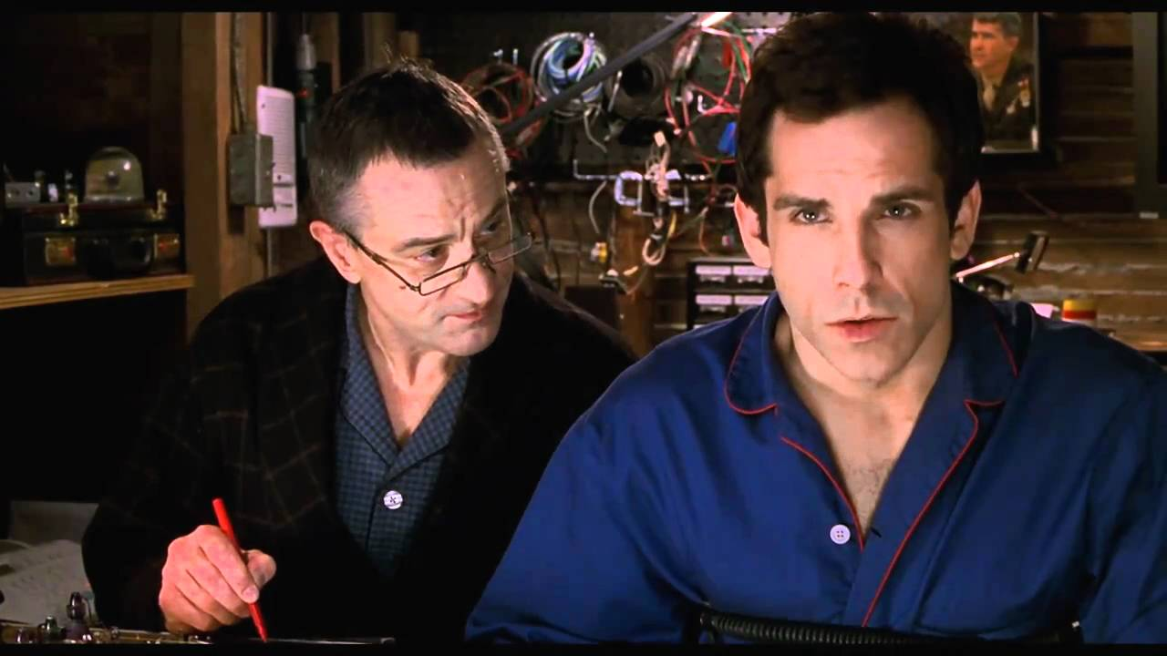 Meet The Parents 2000 Ben Stiller Robert De Niro