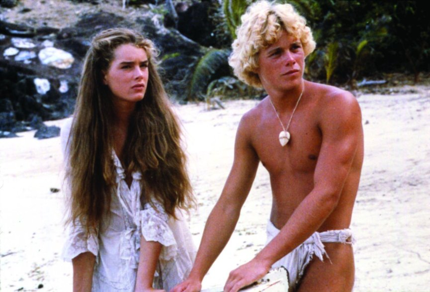 The Blue Lagoon  1980, Brooke Shields, Christopher
