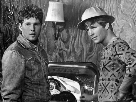 The Last Picture Show ***** (1971, Timothy Bottoms, Jeff ...